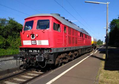 Foto: Tobias Bielenberg - Baustelle in Hessen Assenheim 01.07.2019