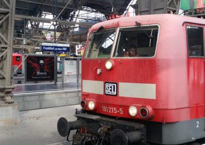 Übernahme der Lok 181-215 am 30.10.2019 von der DB-Fernverkehr in Frankfurt/Main_02